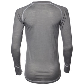 Isbjörn Husky Sweater Baselayer Barn glacier grey